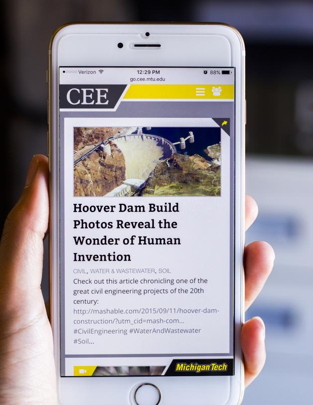 social media news app