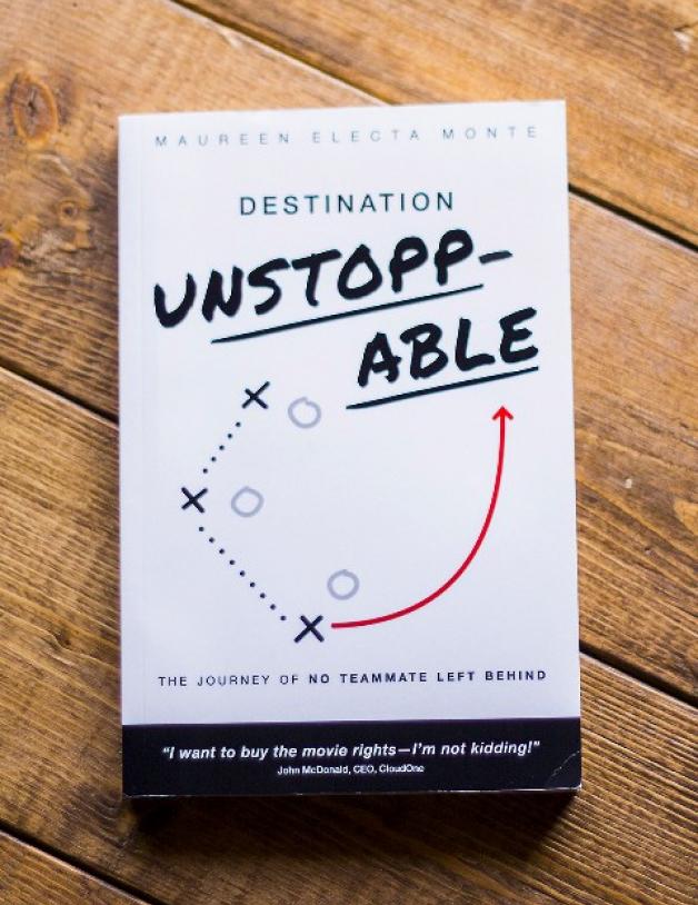 book graphic design hockey strengths