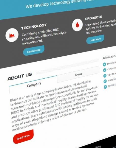 custom website graphic design