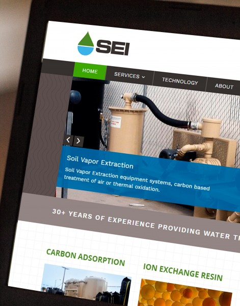 new website services
