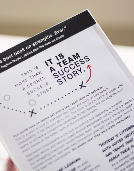 graphic design strengths book