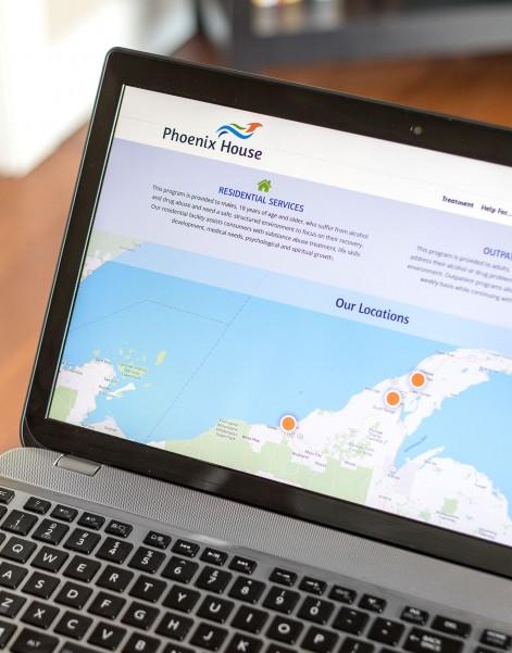website map technology