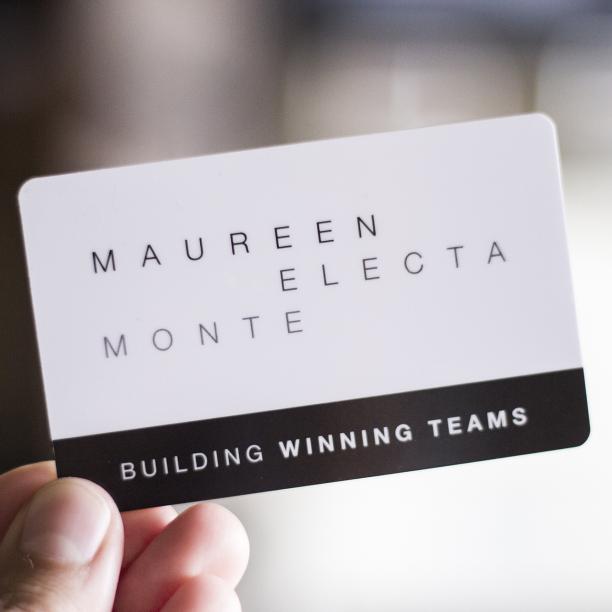 branding logo business card