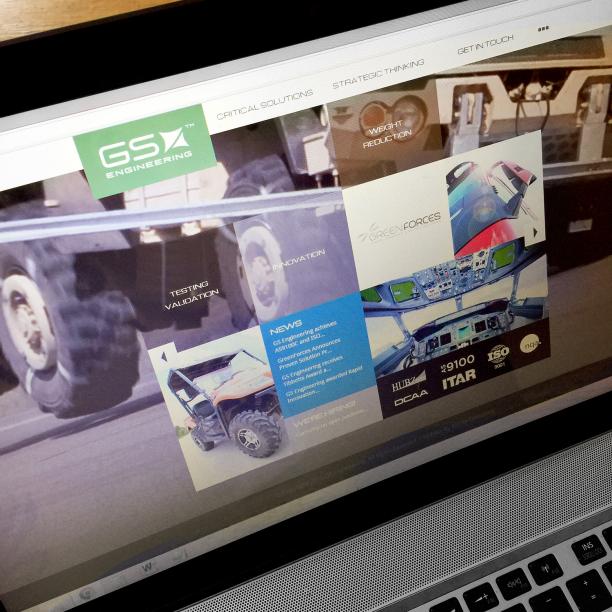 custom home page slideshow
