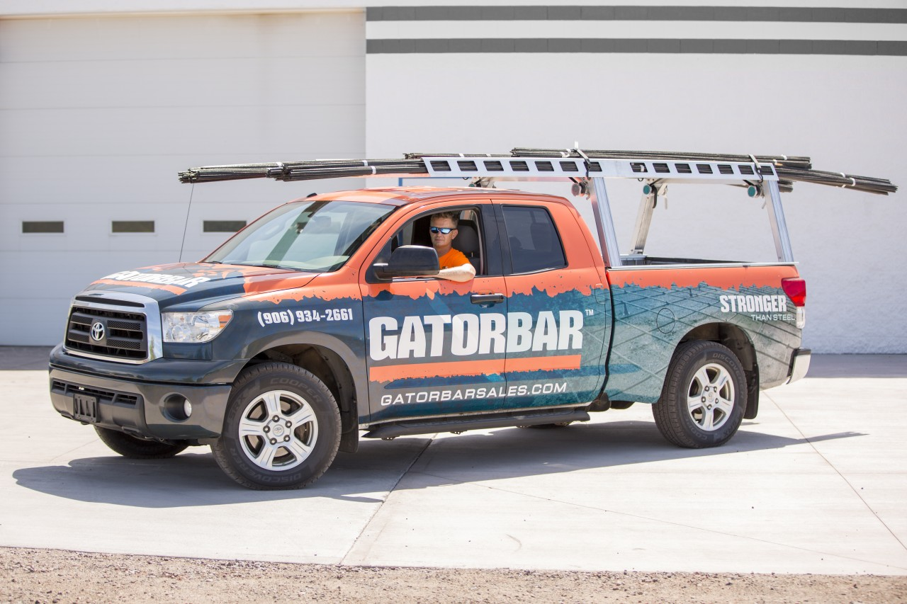 truck wrap design and photography