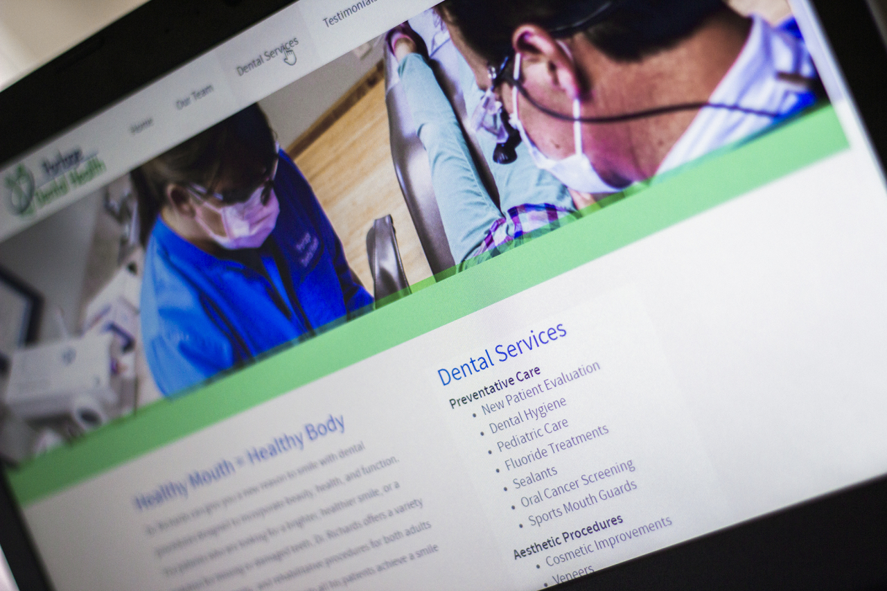photo responsive website