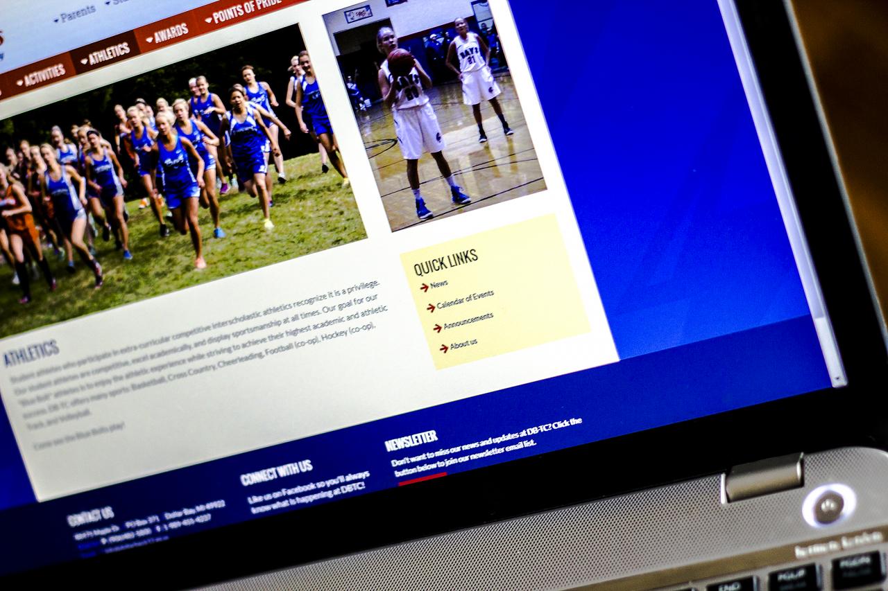 website design michigan