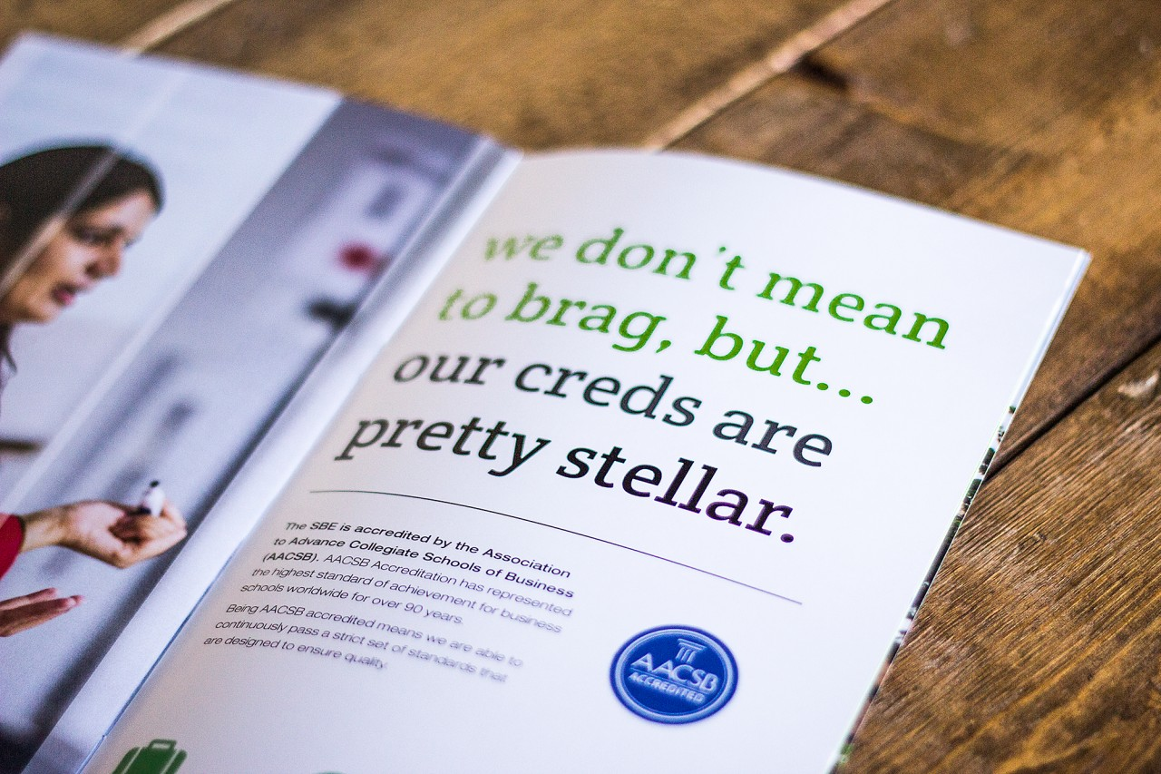 michigan brochure design