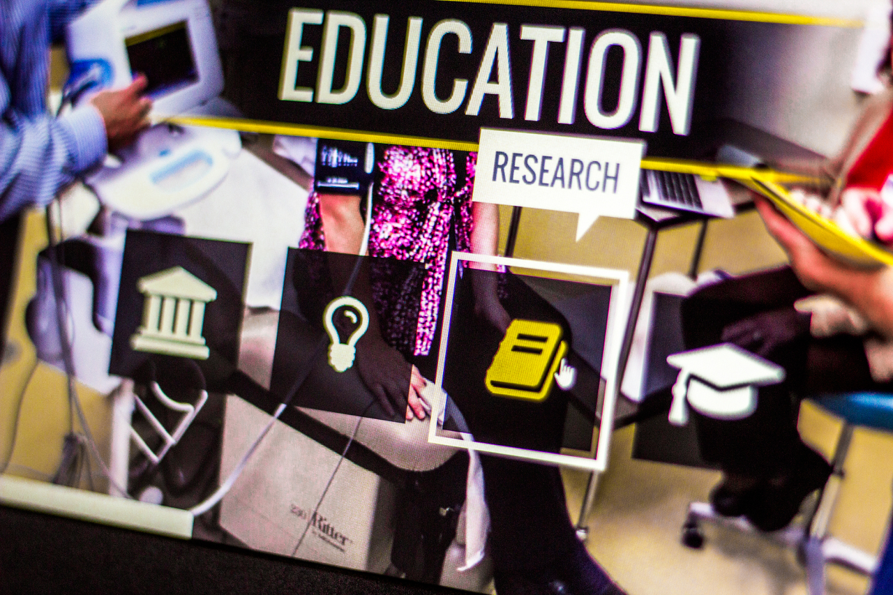 technology website video