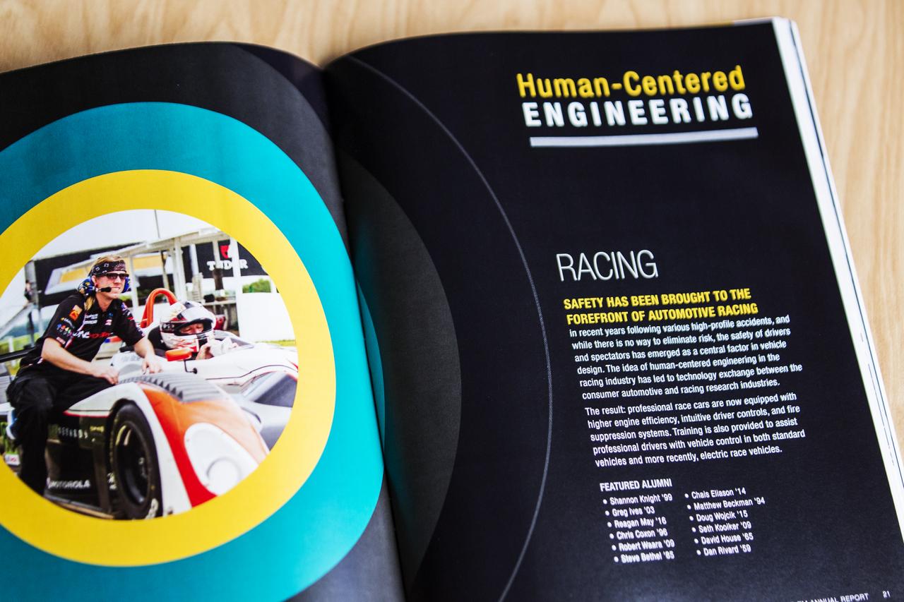 engineering report design