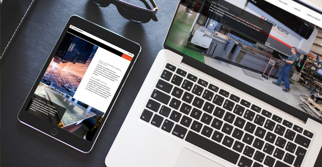 logo website design development