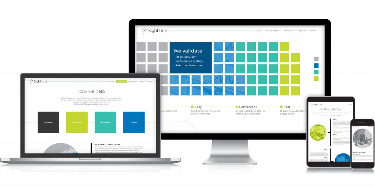 monte mobile friendly website design development