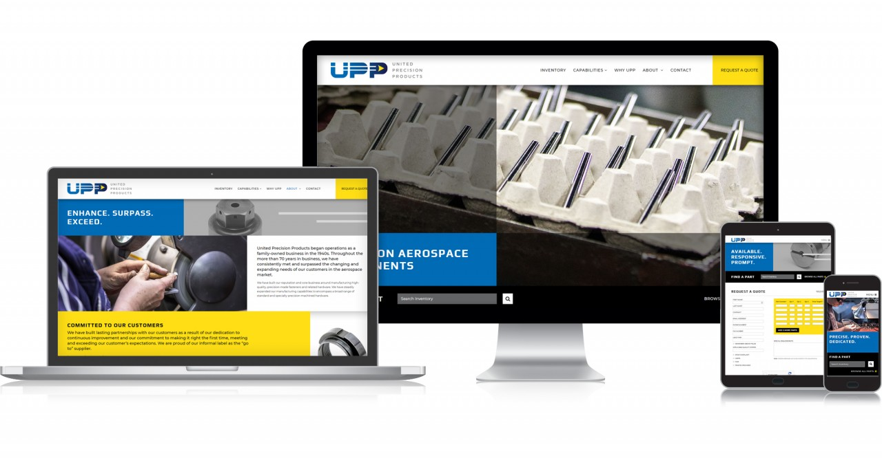 responsive mobile friendly website design construction