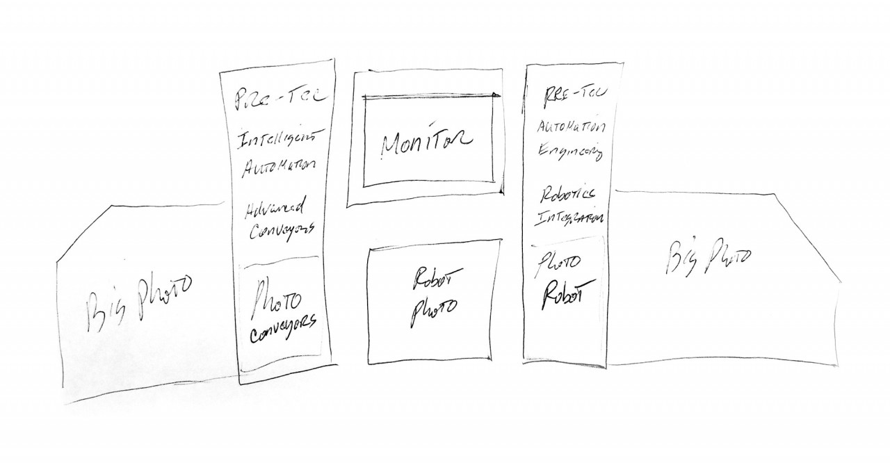 tradeshow booth planning