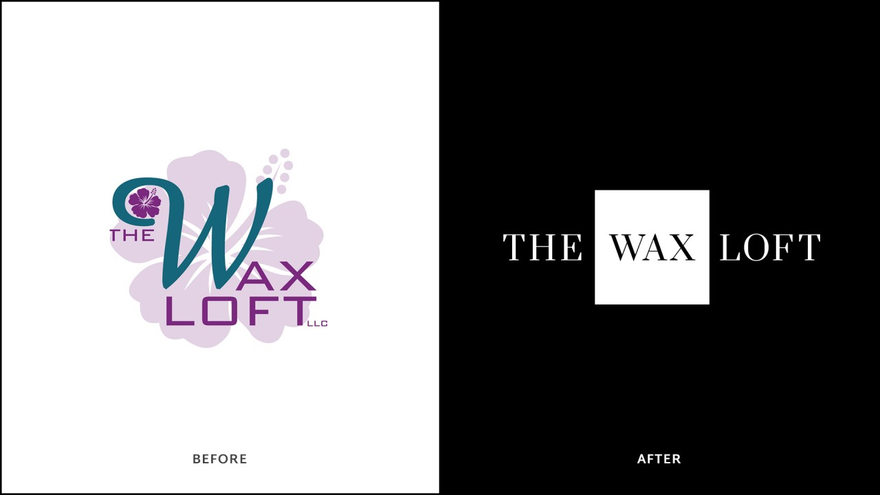 logo design brand redesign