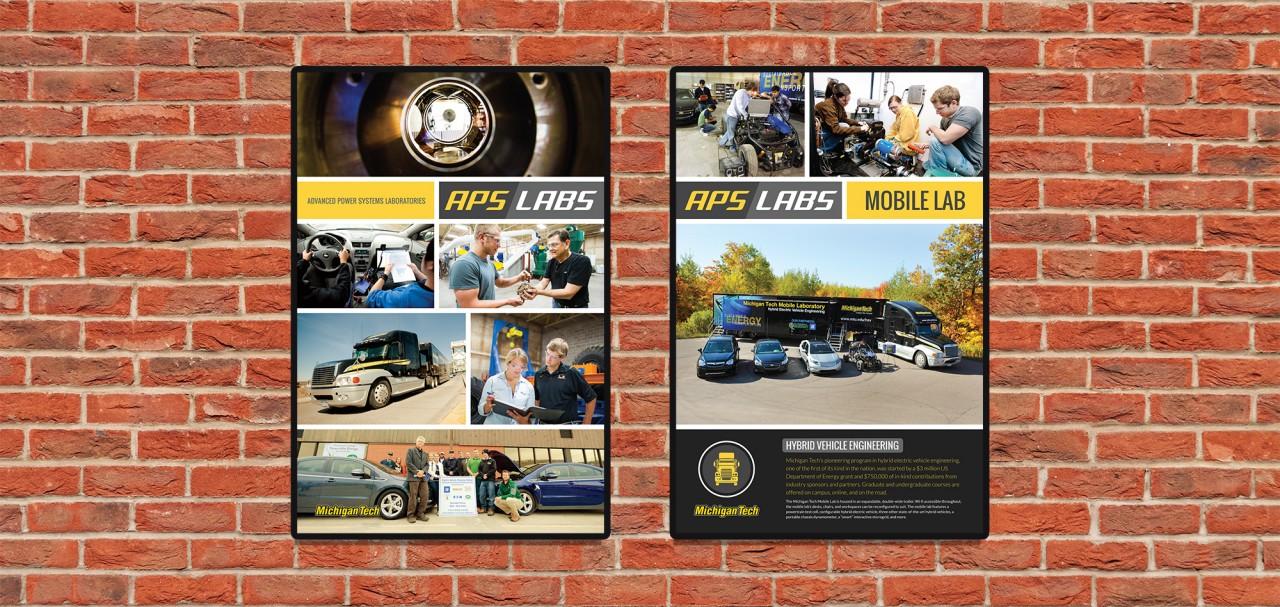 automotive poster design
