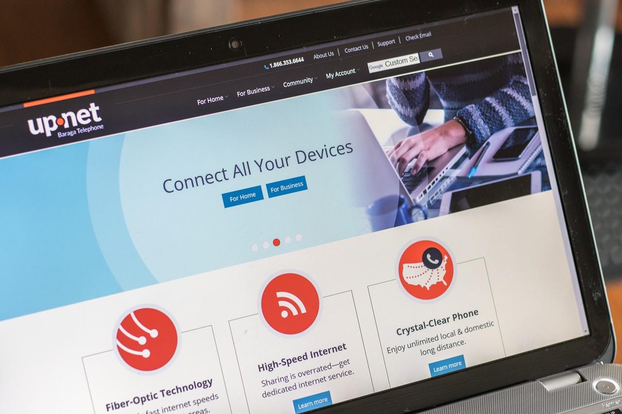 website design and messaging