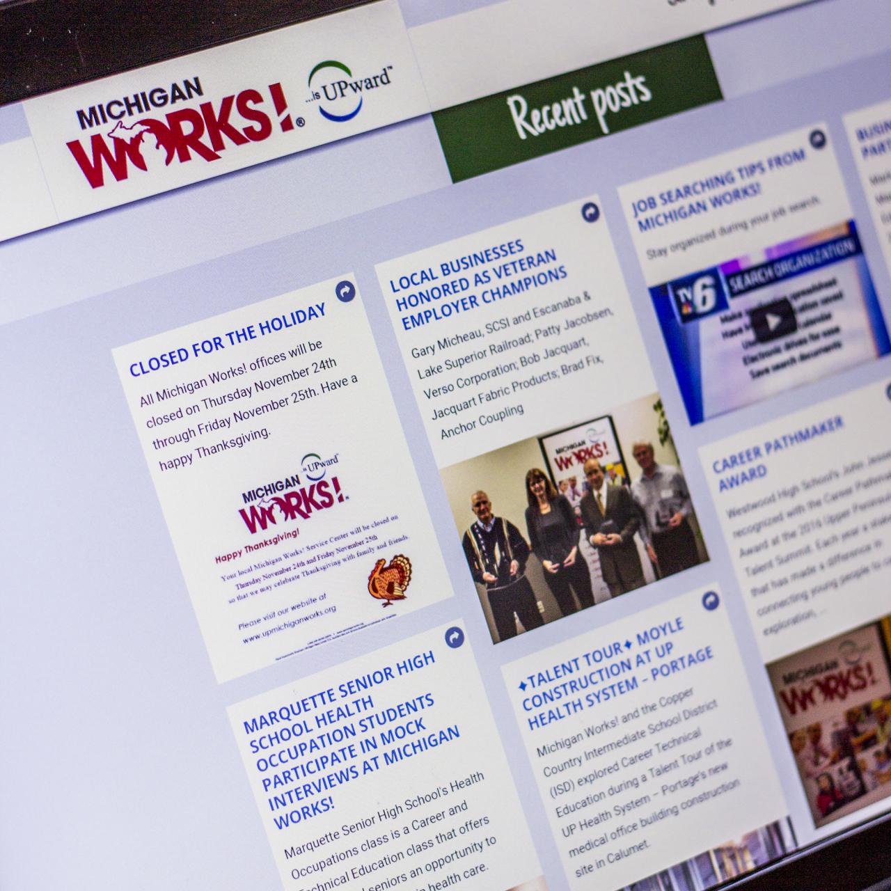 dynamic news feed