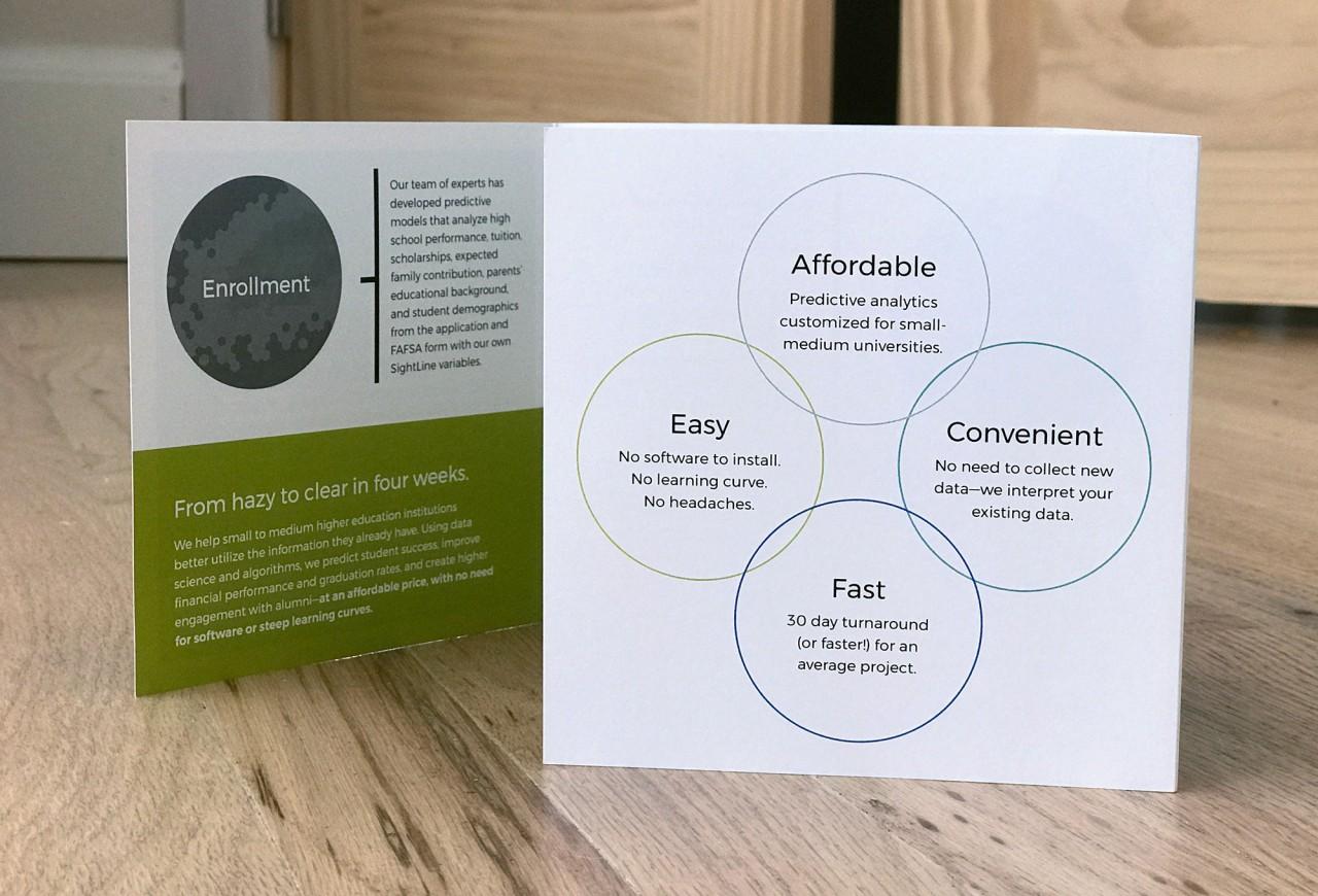 brochure graphic design services