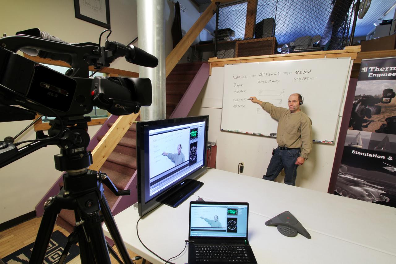 michigan videographer monte consulting