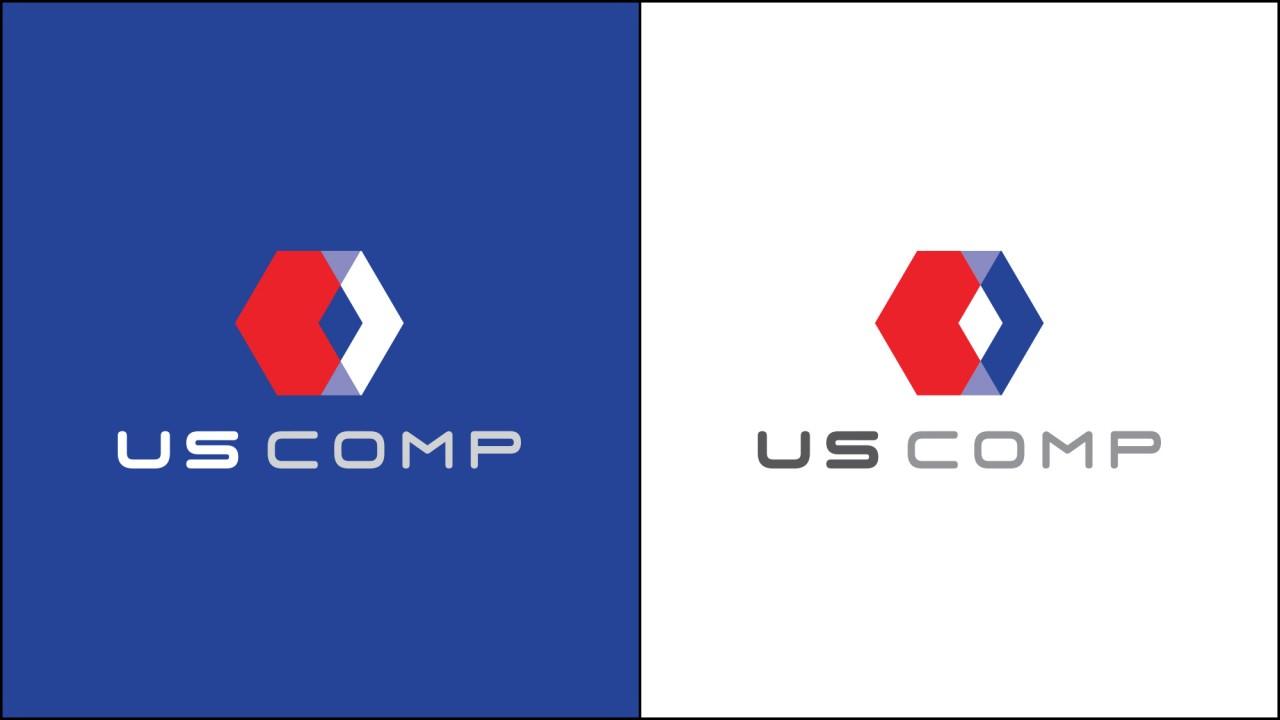 monte logo design aerospace brand