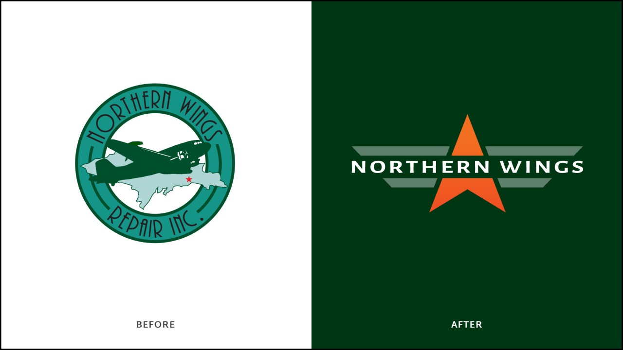 aerospace logo design