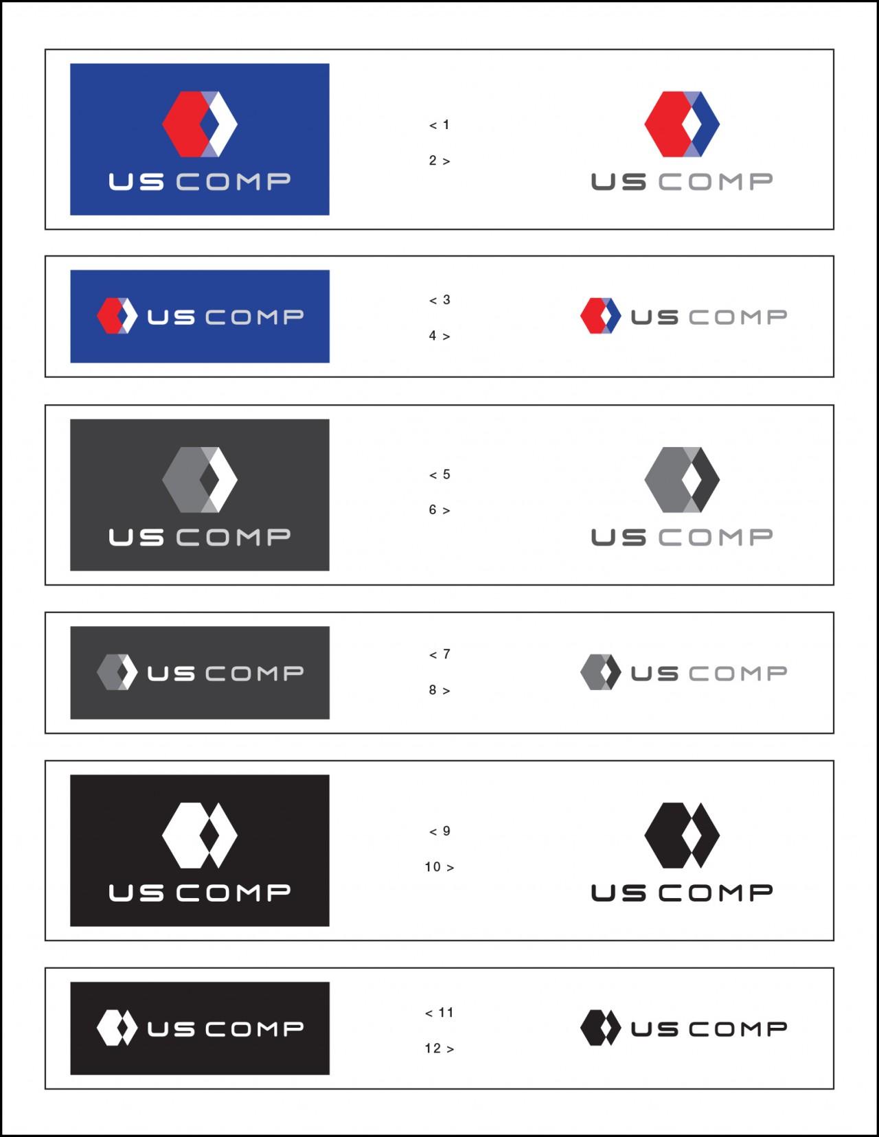 logo design brand hierarchy