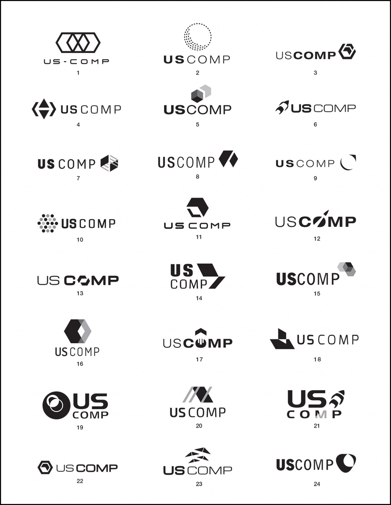 logo design ideations