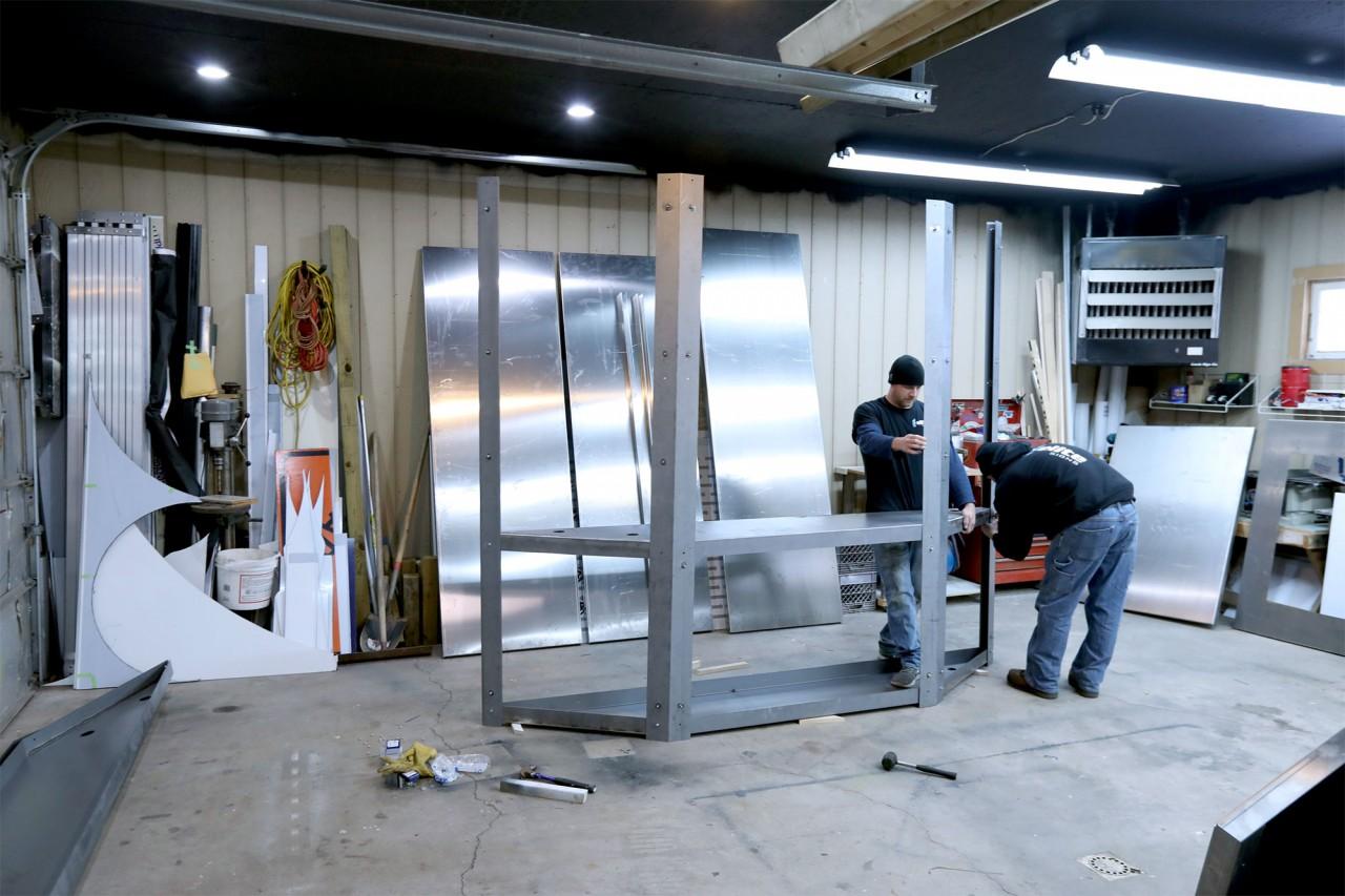monte tradeshow design