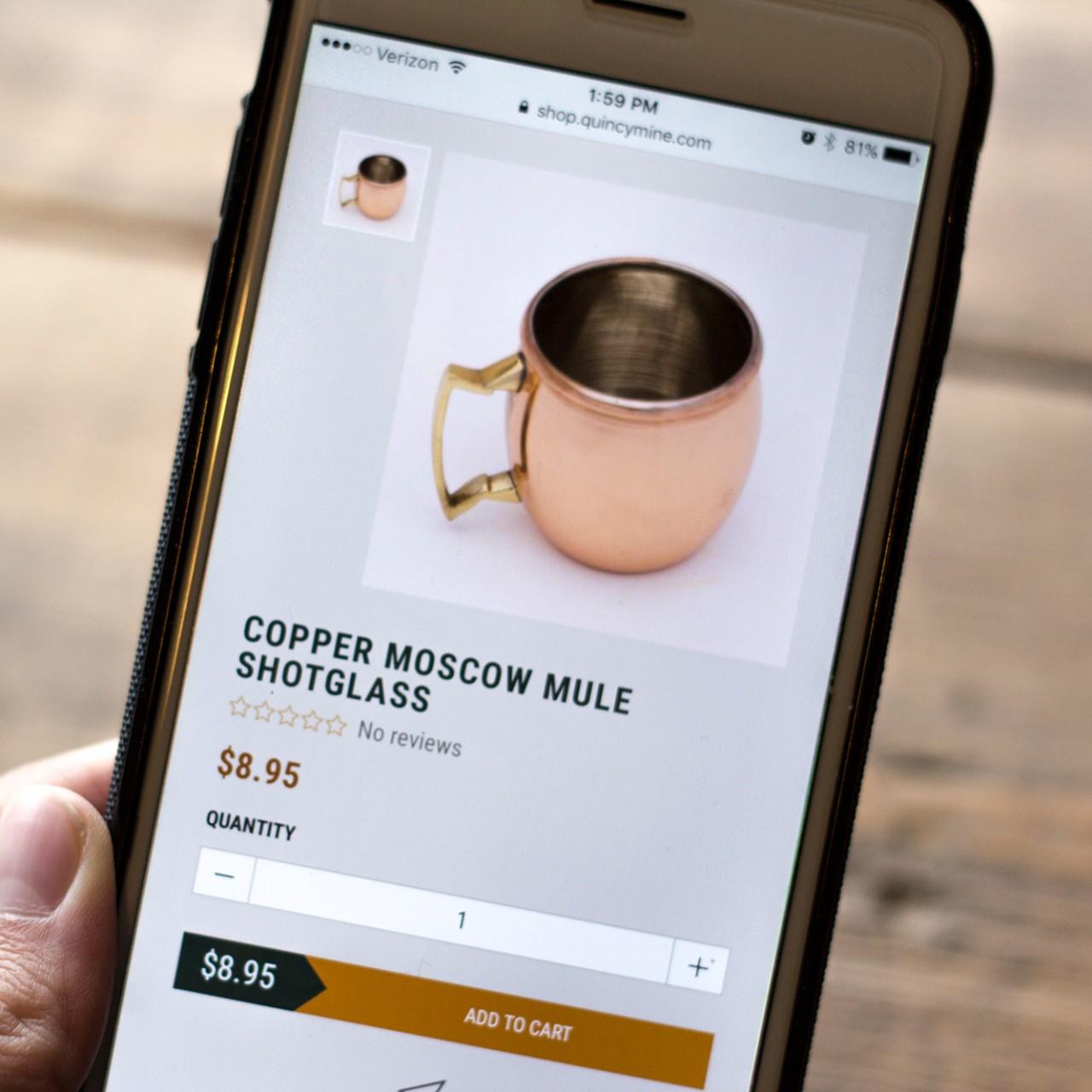 shopify ecommerce websites