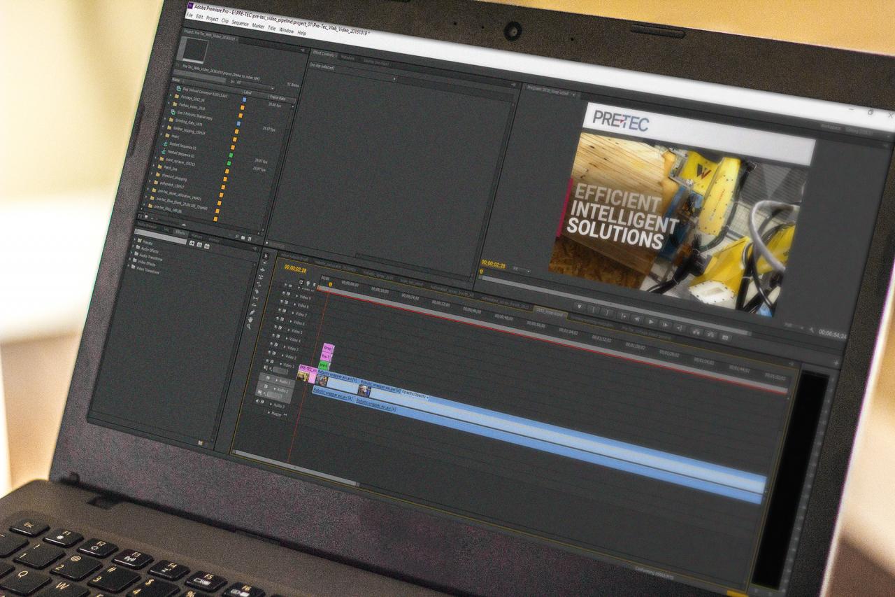 video editing michigan