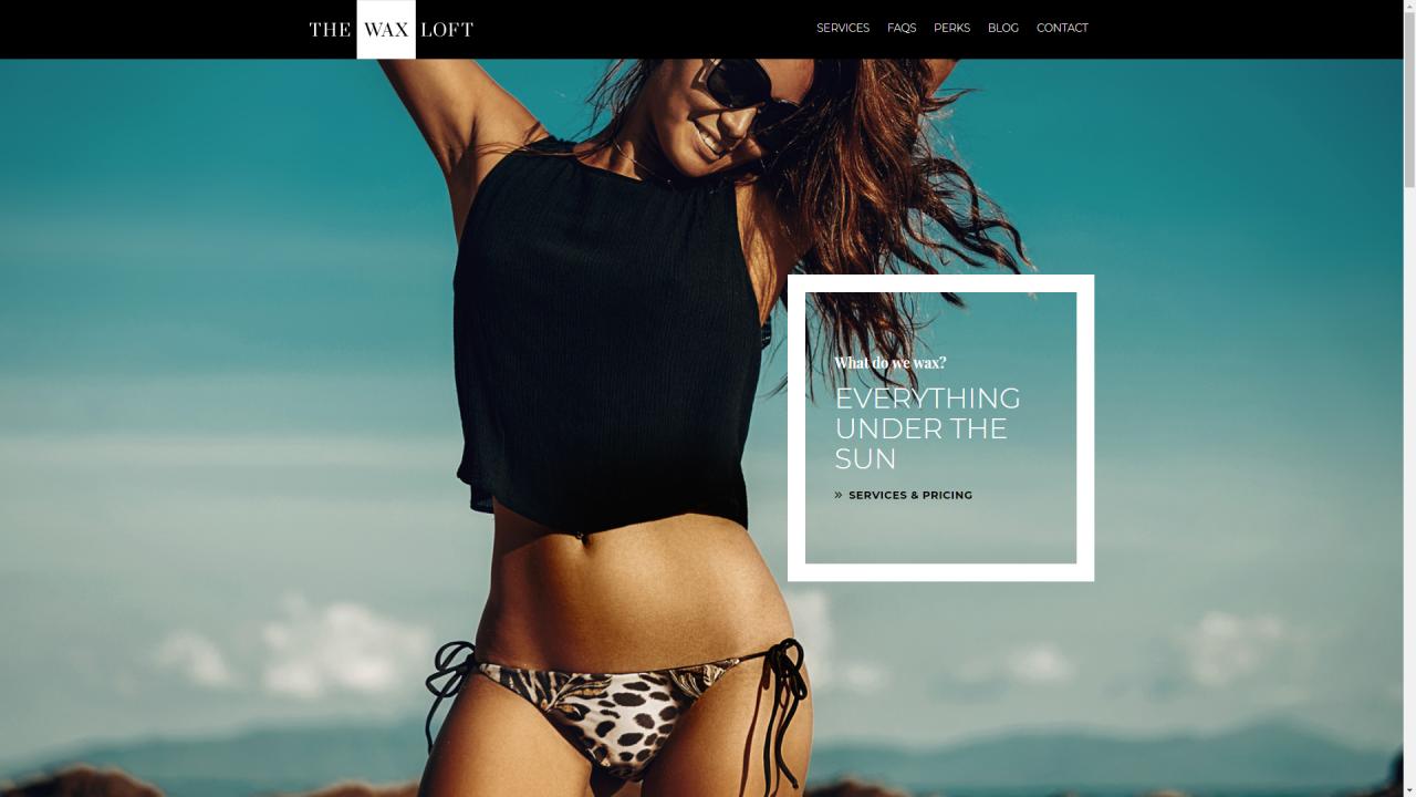 logo website redesign