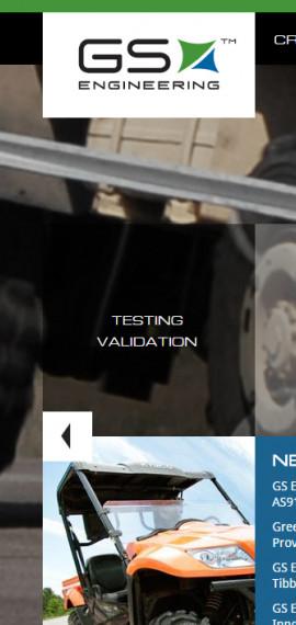 Tag-Driven Website logo