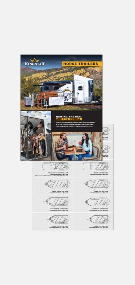 Brochures, Flyers, Ads, Trailer Graphics, & More!