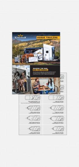 Brochures, Flyers, Ads, Trailer Graphics, & More!