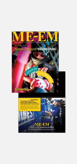 Annual Report Writing & Design