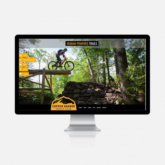 Bike Trails Website