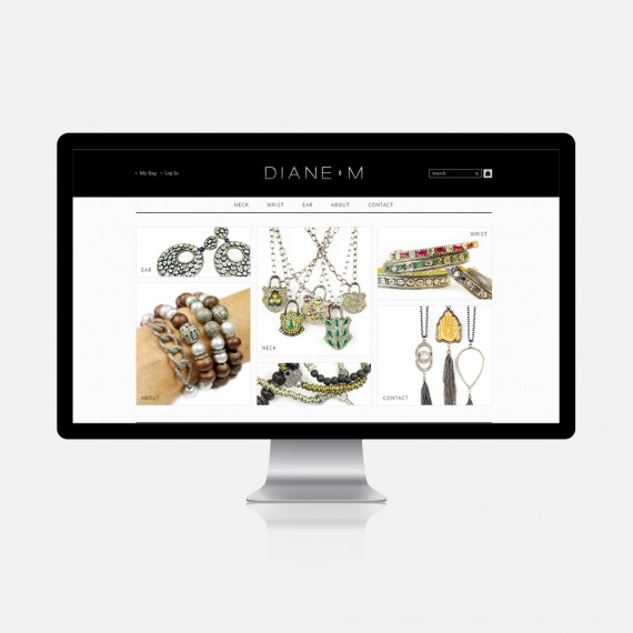 Fine Jewelry Website