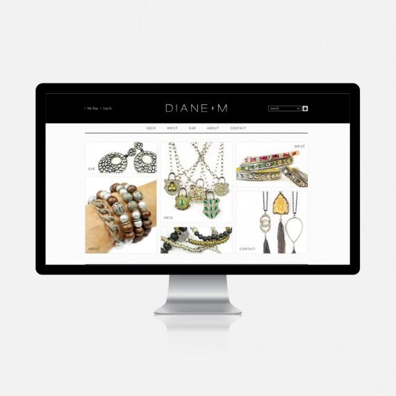 Fine Jewelry Website