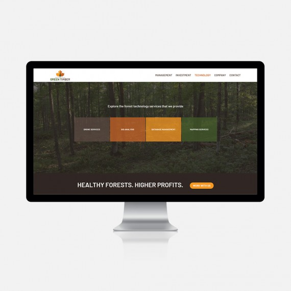 Green Timber Website