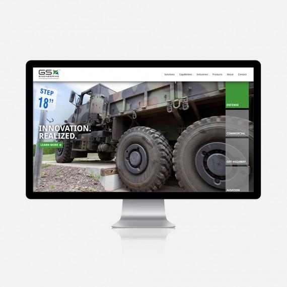 Website Re-Engineered