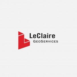 LeClaire GeoServices Brand