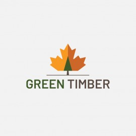 Green Timber Logo