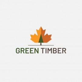 Green Timber Logo